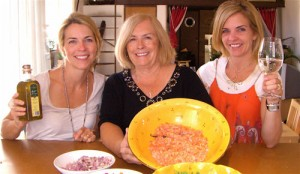 Ladies Lunch - Market Day Cooking Class