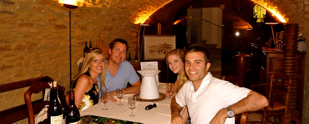 chateauneuf wine tour