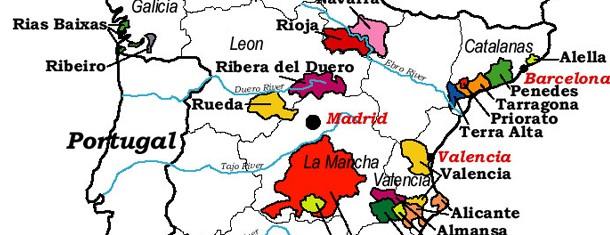 Vino Blanco de España