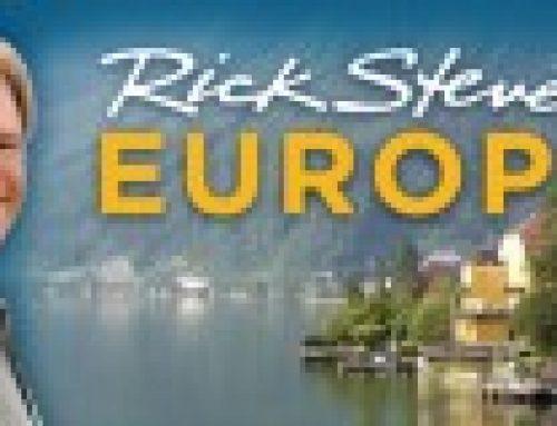 Rick Steves!