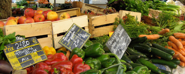 provence market tour
