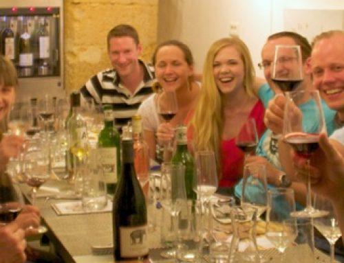 Wine Pairing Dinner at L'Epicerie