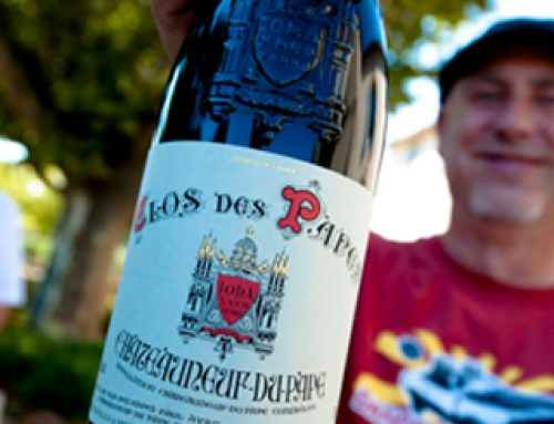 Wine Fit for a Pope