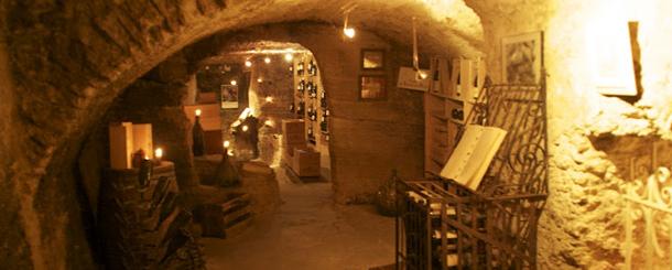 wine cave