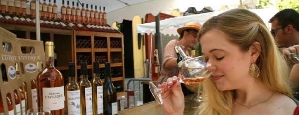 Festival du Vin!