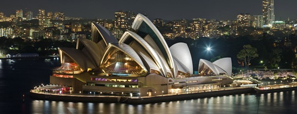 We're Going to the Opera….the SYDNEY Opera!