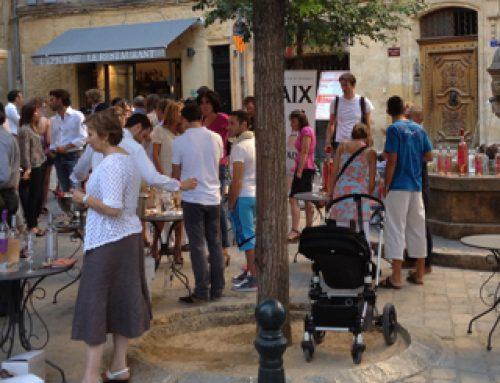 Aix en Provence's Rosé Festival