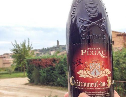 A Hidden Gem in Châteauneuf-du-Pape: Domaine du Pegau