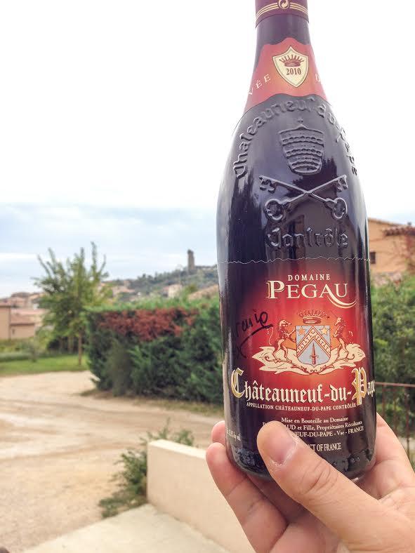 pegau wine